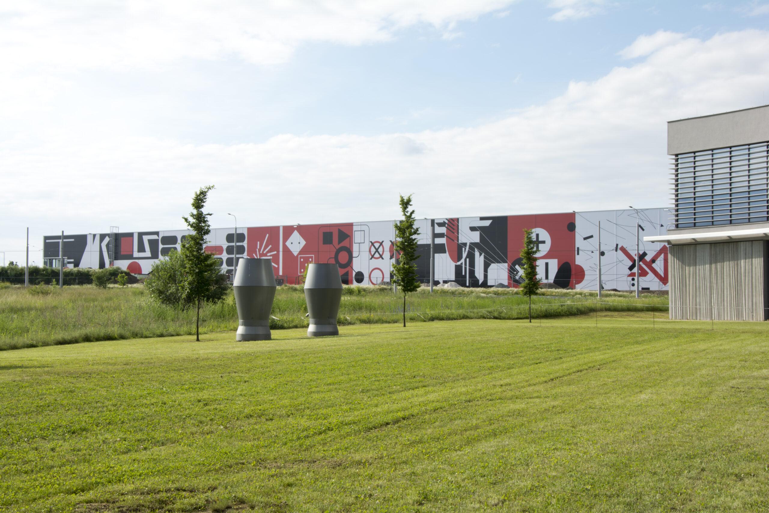 Mural art Plzeň