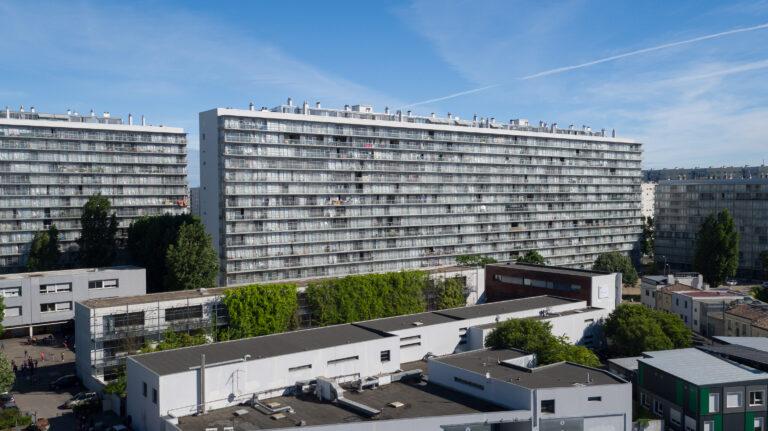 Komplex Grand Parc. Foto Pritzker Prize, Philippe Ruault