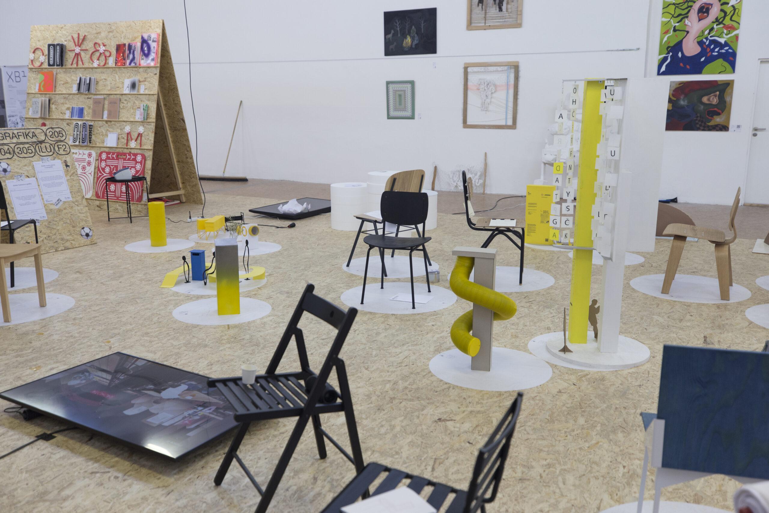 Artsemestr léto 2021. Foto Ondřej Kubeš a Samuel Petráš. Zdroj UMPRUM